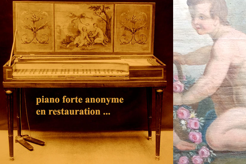 38- Piano forte anonyme